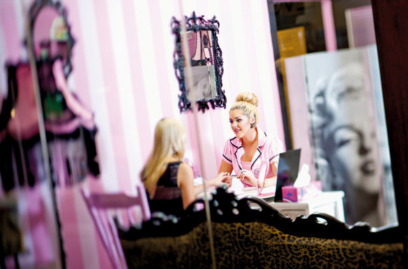 Glam Doll Beauty Therapy